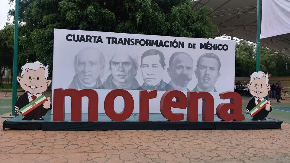 4T Morena
