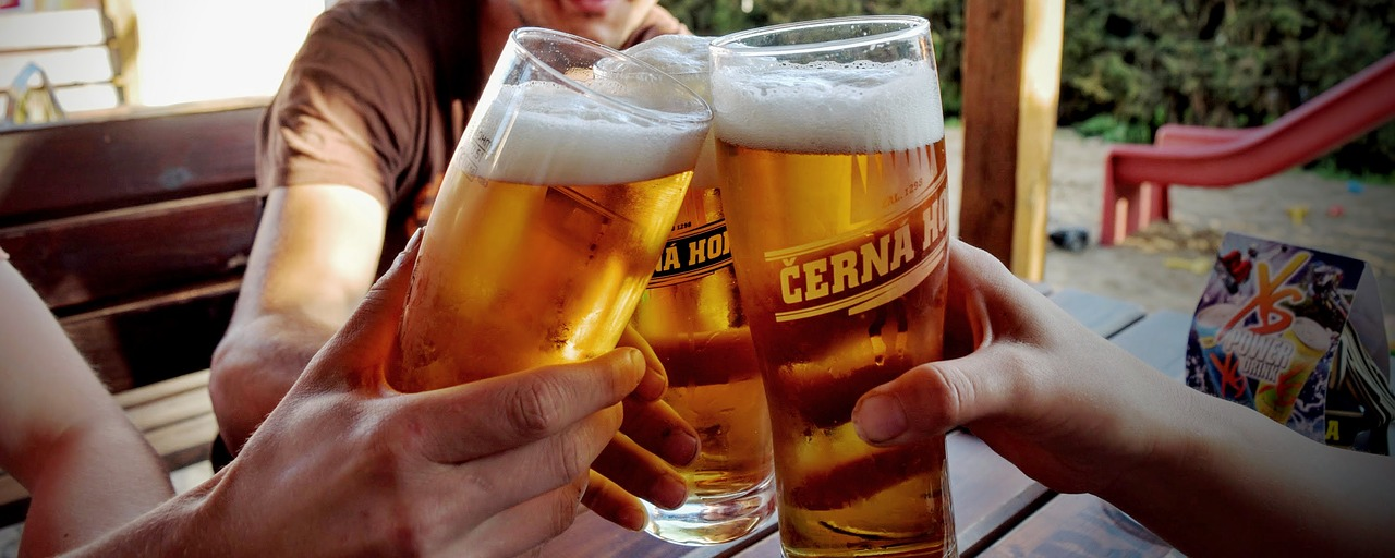 Brindis cerveza