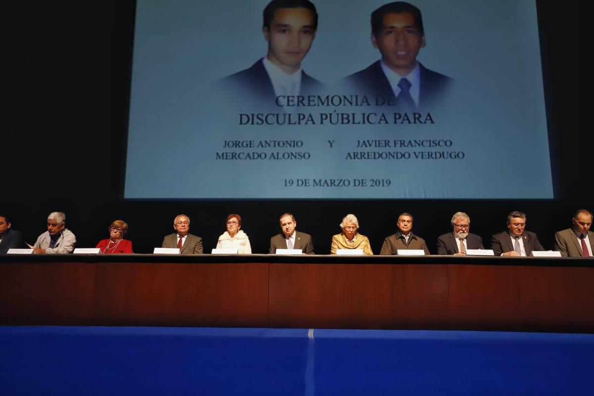 Disculpa Pública Tecnológico de Monterrey
