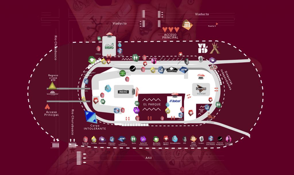 Mapa VL