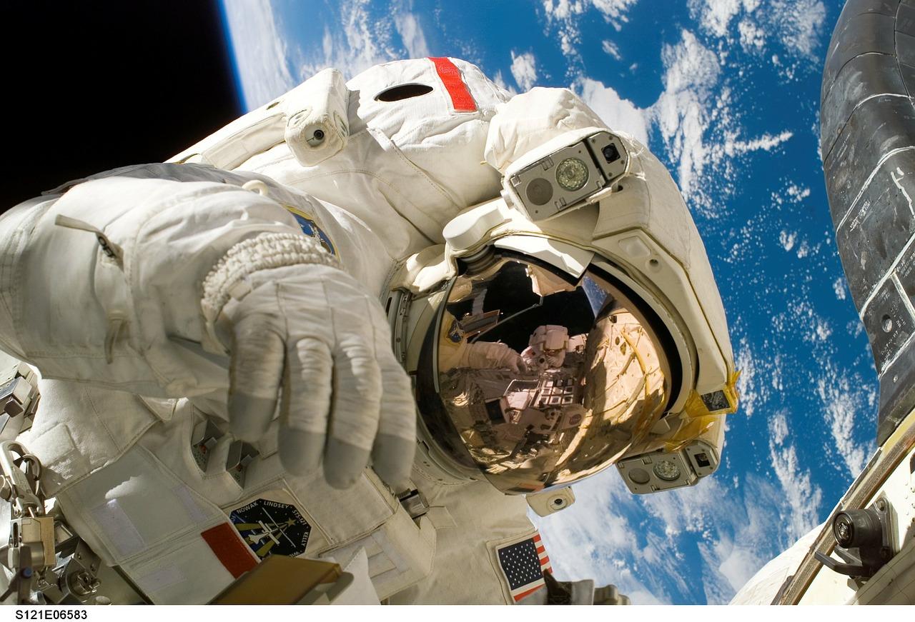 Astronauta Mexicana