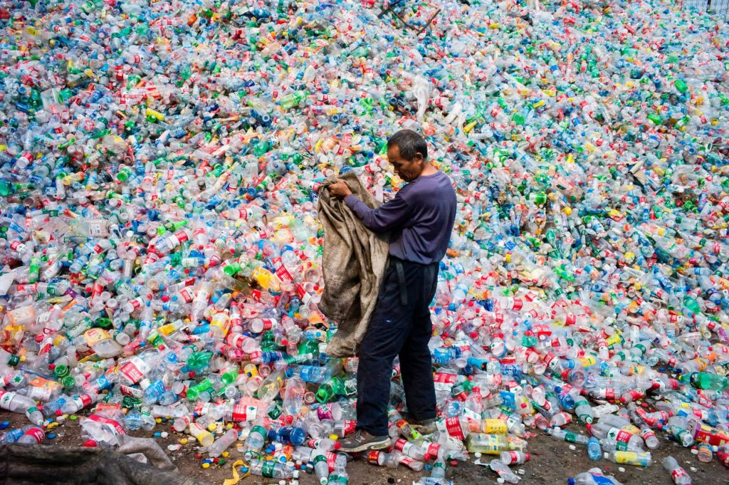 Reciclaje China