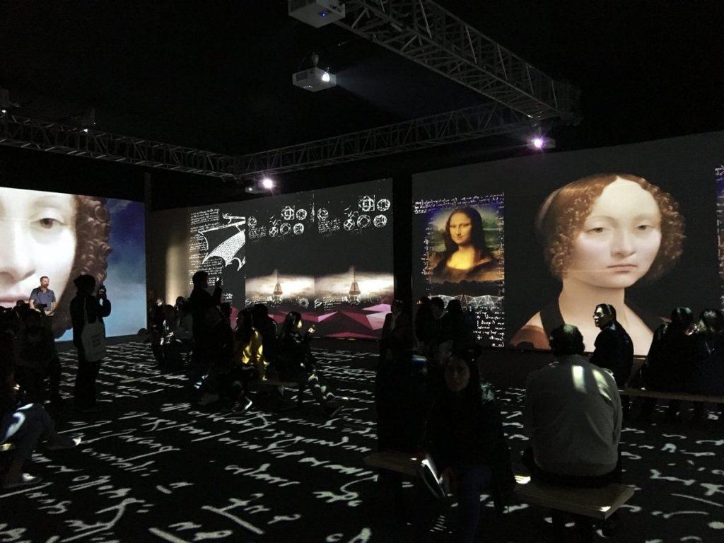 Expo Leonardo Da Vinci
