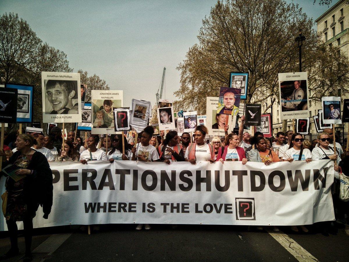 #OperationShutdown