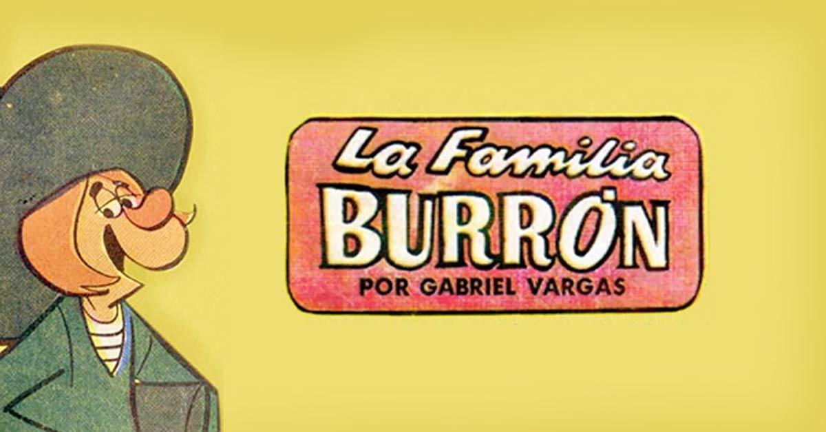 UNAM La Familia Burrón