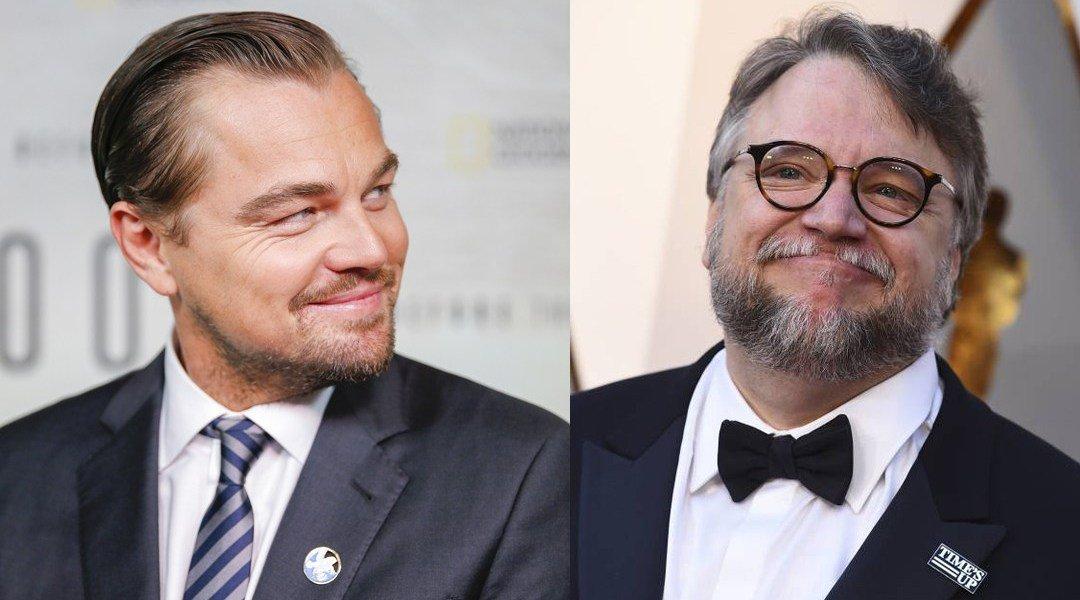DiCaprio Guillermo del Toro