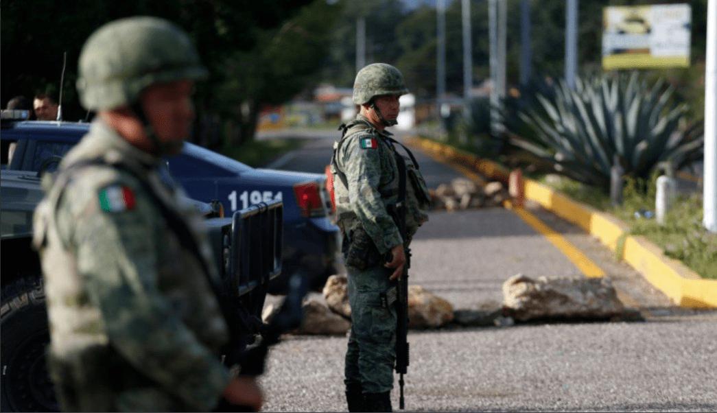 Guardia Nacional CDMX