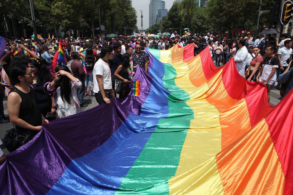 Marcha Orgullo Gay
