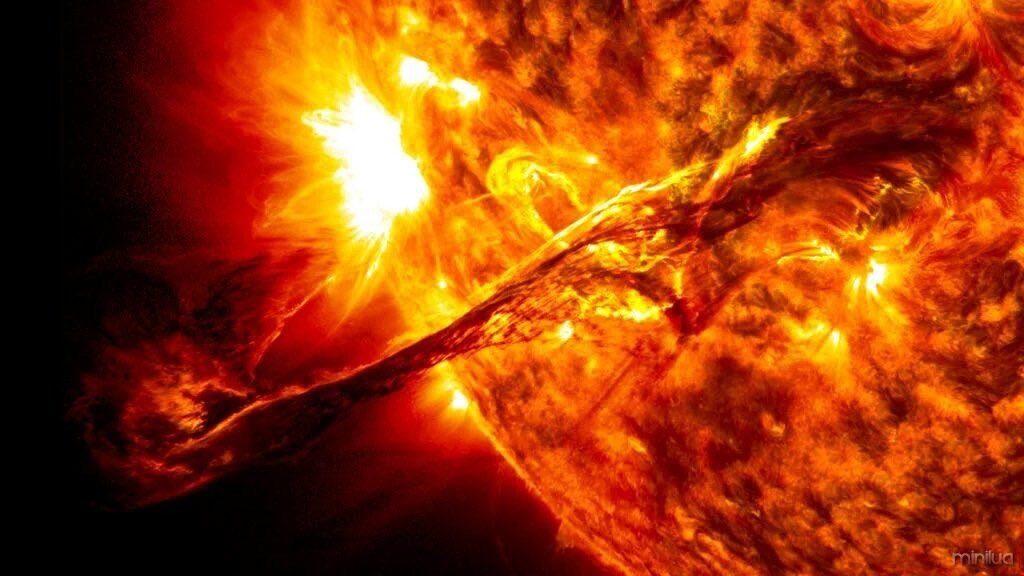 Ráfaga solar