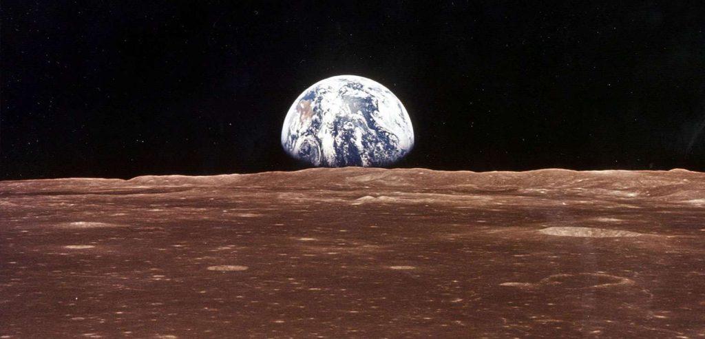 50 años luna