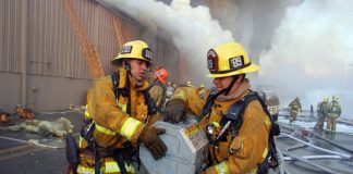 Incendio Universal Studios Hollywood
