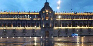 Peje Palacio Nacional