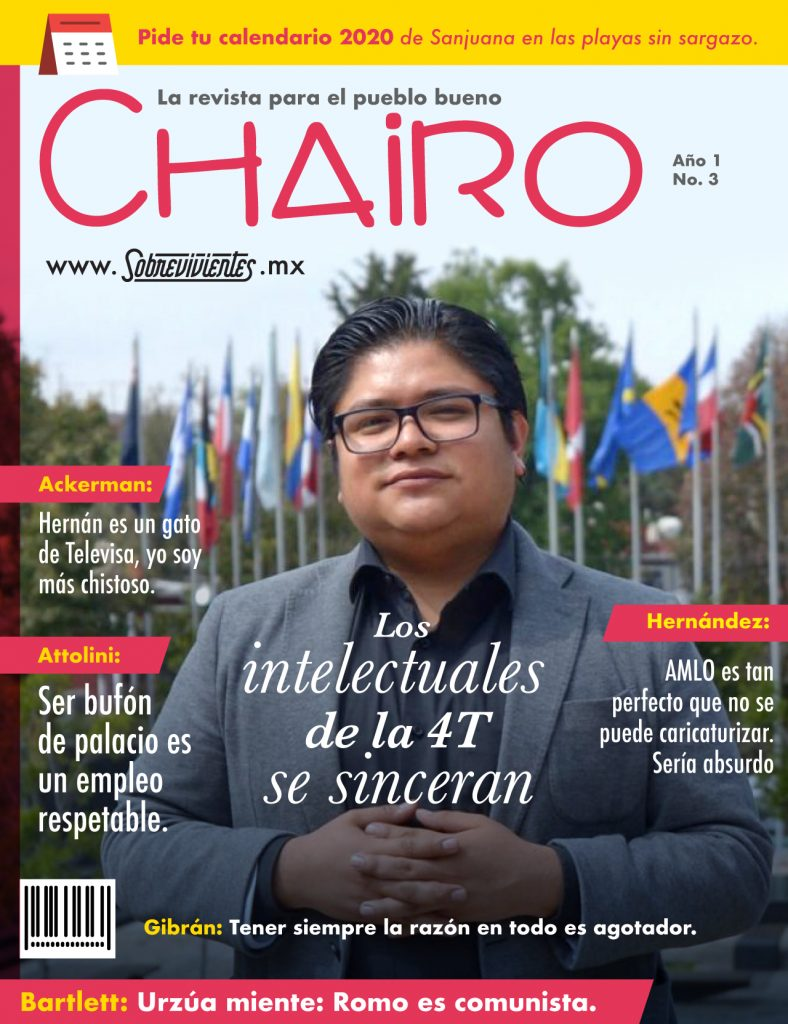 Revista Chairo No 3