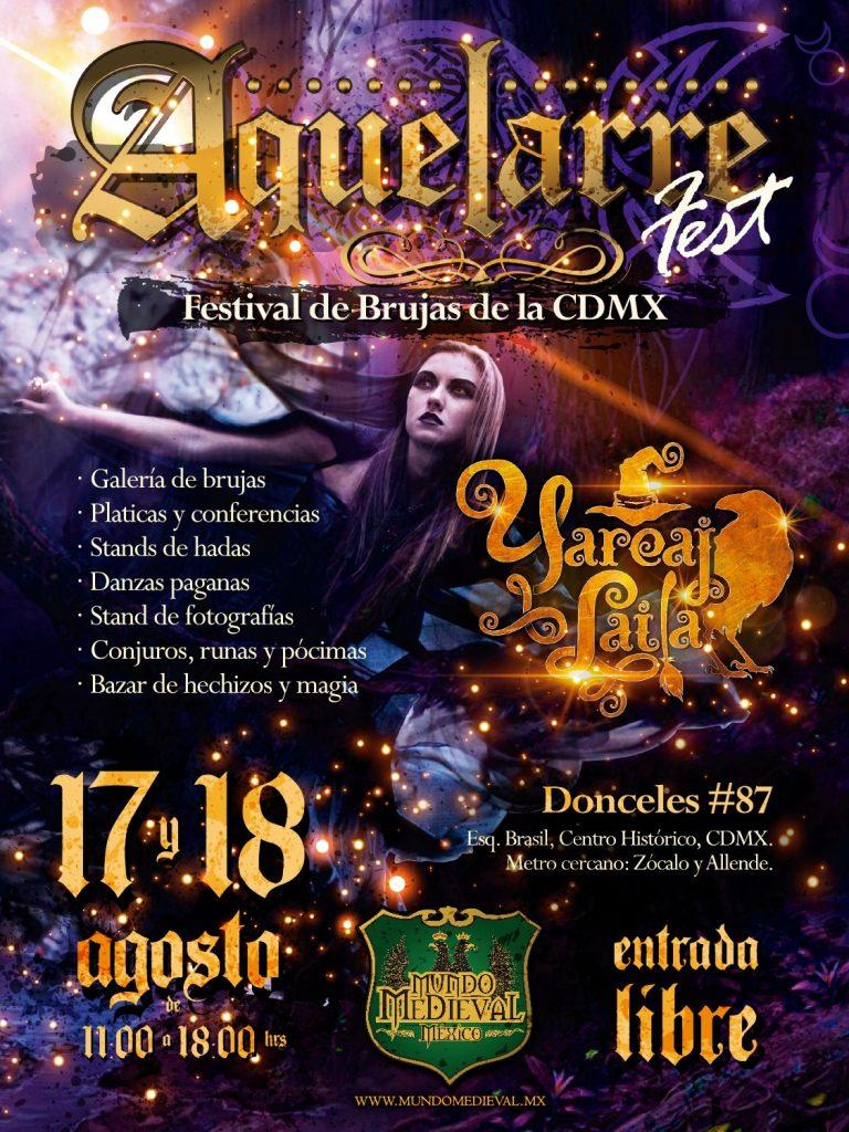 Aquelarre Fest México