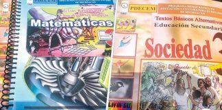 CNTE Libros de texto