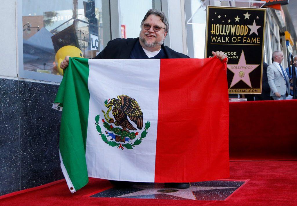 Guillermo del Toro Walk of Fame