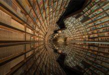 Librería laberíntica