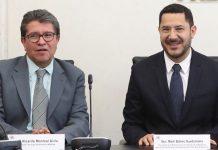 Martí Batres Ricardo Monreal