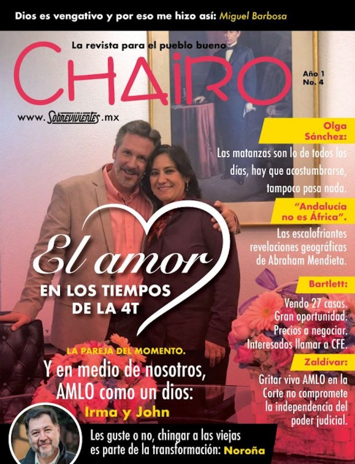 Revista Chairo No 4