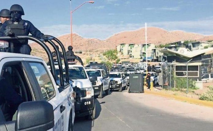 ¿Se incendia Ciudad Juárez?