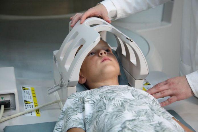 Cáncer cerebral infantil