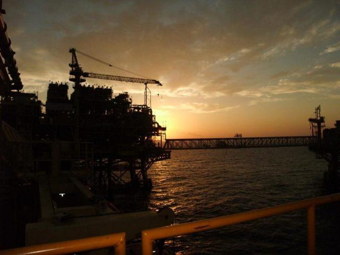 Producción petrolera