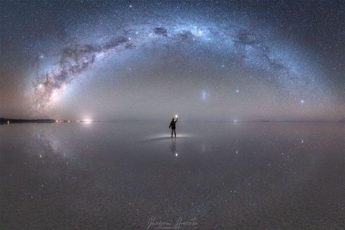Vía Láctea Nasa