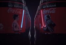 Star Wars Coca Cola