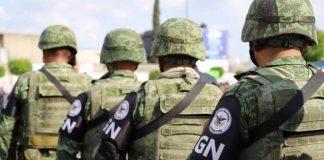 ¿Dónde estaba la Guardia Nacional?