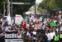 Sobre las marchas por la paz