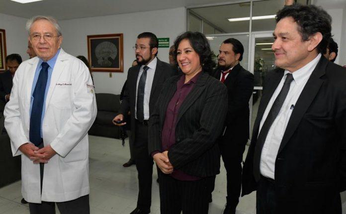 Irma Eréndira Sandoval B.