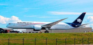 Aeroméxico pide a sus empleados le donen parte de su salario para sobrevivir al coronavirus