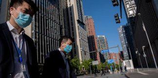 China pone en aislamiento a 10 millones de personas por nuevo brote de Covid-19