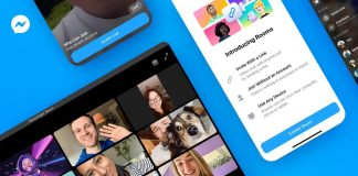Facebook lanza Messenger Rooms, una función similar a Zoom