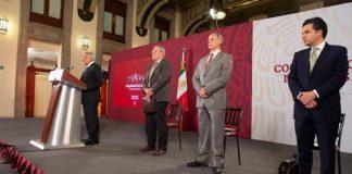 Gobierno proyecta para el 25 de junio el fin de primer ciclo de epidemia del COVID-19 en el Valle de México
