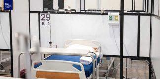 UNAM construye en 21 días un hospital para covid-19