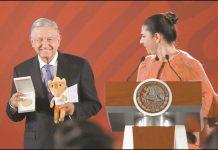 AMLO: Acusaciones de corrupción a Ana Guevara son políticas