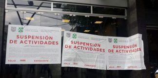 Autoridades suspenden actividades de empresas de call center que dan servicio a Grupo Salinas