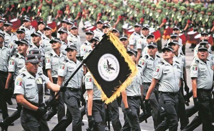 Explicando la popularidad de las Fuerzas Armadas