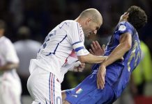 Materazzi rompe el silencio; confiesa qué le dijo a Zidane en la final del Mundial 2006
