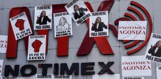 Ordenan a Notimex parar labores y respetar huelga de su sindicato; son argucias legales, dice la agencia