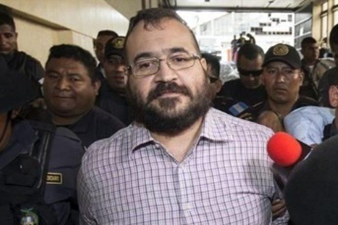 Tribunal confirma condena de 9 años de cárcel a Javier Duarte, aunque frena decomiso de bienes