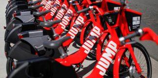 Uber retira sus bicicletas Jump de la Ciudad de México