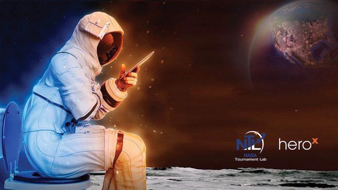 NASA busca tu ayuda para diseñar un excusado para ir al baño en la Luna