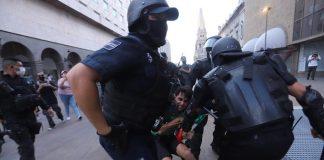 Nuestra brutalidad policial