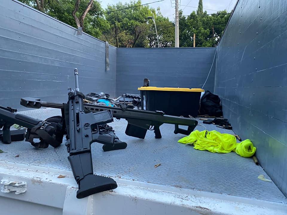 Secretario de seguridad de la CDMX sufre atentado en las Lomas