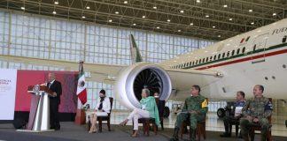 Costo de mantenimiento de avión presidencial en EU, de 1.7 mdd: Banobras