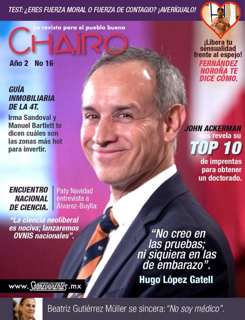 Revista Chairo No 5