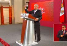 Ya esperábamos estos datos del PIB; tocamos fondo en abril y mayo por la pandemia: López Obrador