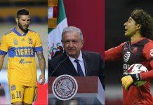 AMLO critica altos sueldos de futbolistas